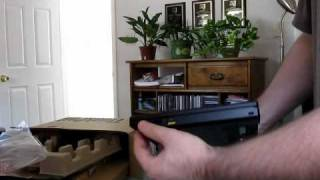 Lenovo Thinkpad x100e unboxing