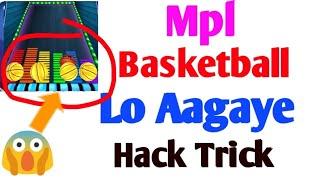 Mpl Basketball Lo Aagaye Hack Trick.