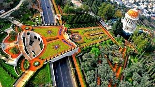 Бахайские сады (Акко, Хайфа).(, 2017-01-22T16:06:48.000Z)