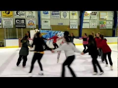 Harlem Shake   Figure Skating Version