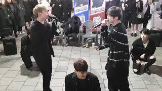 비커즈(BECZ)/ Sunset Glow(붉은노을) - BIGBANG(빅뱅) 20200217 홍대버스킹