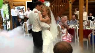 Первый свадебный танец (медленная румба)