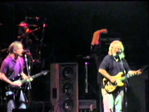 Grateful Dead (2 cam) 10-8-1989 Hampton Coliseum, Hampton, Va. (Set 1 Complete)