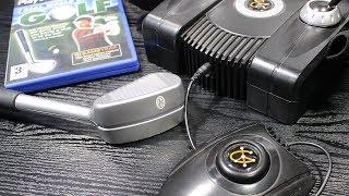 Gametrak: Real World Golf - Najdziwniejsze akcesoria do gier