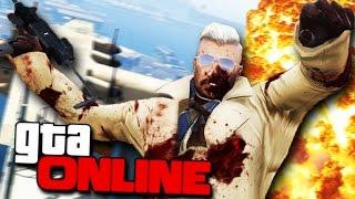 GTA 5 Online (УГАР)  - ДИКИЙ DEATHRUN! #94