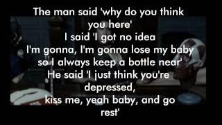 rehab - amy winehouse lyrics