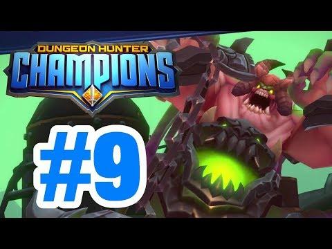 7-11 FINAL BOSS BATTLE VS Gor'Galon! - Dungeon Hunter Champions Walkthrough #9