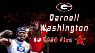 Darnell Washington | 5 Star TE/ATH Class Of 2020 | UGA Commit