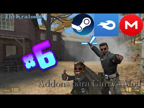 Garry's Mod | Pack de Addons, Armas y SNPCs | Parte 6