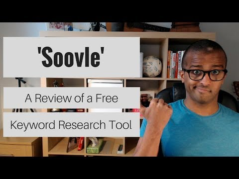 'Soovle' Review  An Alternative Keyword Research Tool