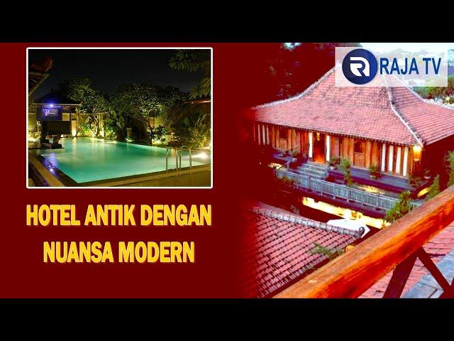 Hotel Dengan Kolam Renang Pribadi - 5 Hotel Dengan Gaya Kraton