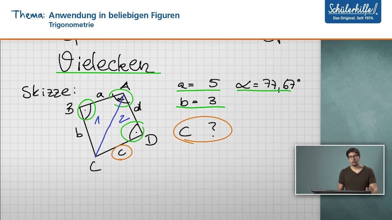 Tolle Trigonometrie Problem Arbeitsblatt Lösung Ideen - Super ...