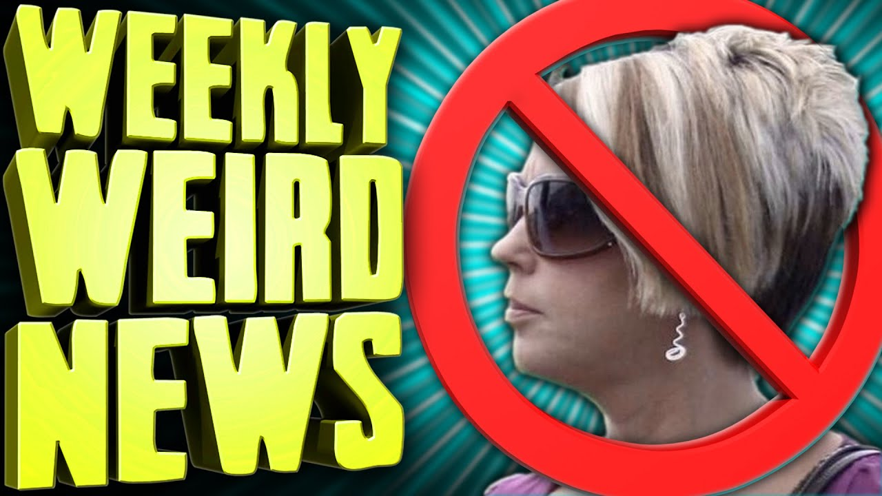 The C.A.R.E.N. Act: Karens ILLEGAL? - Weekly Weird News