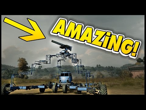 Crossout - MOST RIDICULOUS Build Ever! This Thing Is Amazing - Pulse Accelerator [Crossout Gameplay]