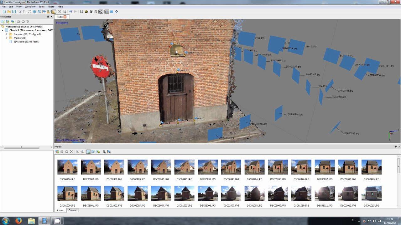 3d building software