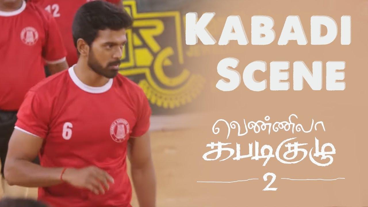 Download Vennila Kabaddi Kuzhu 2 | Tamil Movie | Kabadi Scene | Vikranth | Arthana Binu | (English Subtitles)