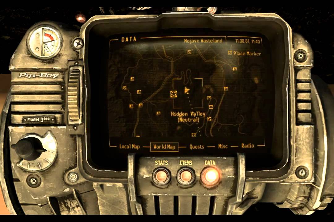 Fallout new vegas locations Orange - 2019