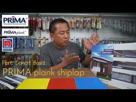 PRIMAplank™ Shiplap | Fibre Cement Building Solutions Malaysia