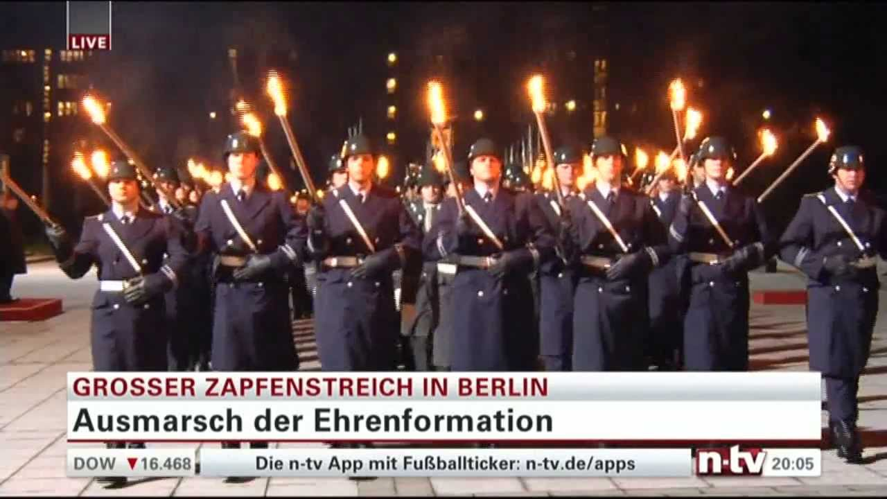 Stabsmusikkorps Der Bundeswehr Staff Band Of The Federal Republic Of Germany Conducted By Friedrich Deisenroth Major Friedrich Deisenroth March!