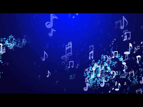 After Effects Professional Template Particles music