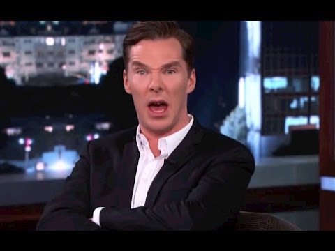 Thumbnail: Benedict Cumberbatch Funniest Moments