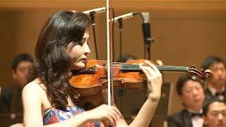 梁祝小提琴协奏曲 - 苏雅菁 (指挥:高伟春) Butterfly Lovers Violin Concerto - Su Yajing (conductor: Gao Weichun)