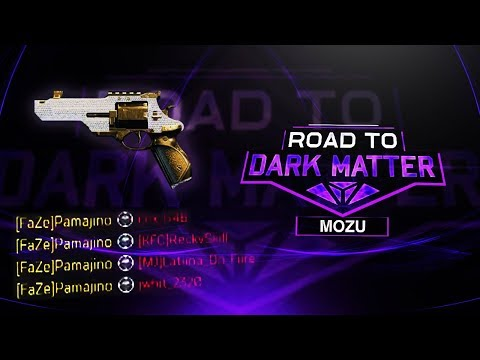FaZe Pamaj: Road To Dark Matter - Mozu DIAMOND PISTOLS QUAD HEAD