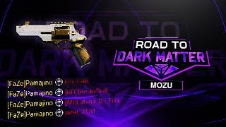 FaZe Pamaj Road To Dark Matter - Mozu DIAMOND PISTOLS QUAD HEAD