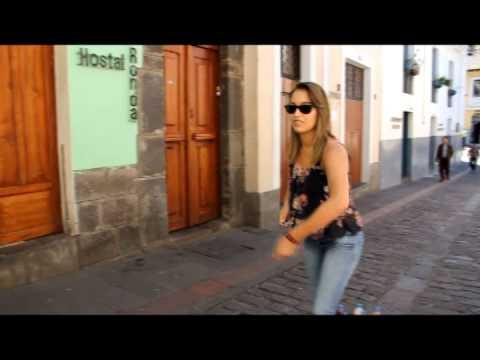 Juegos Tradicionales de Quito - YouTube