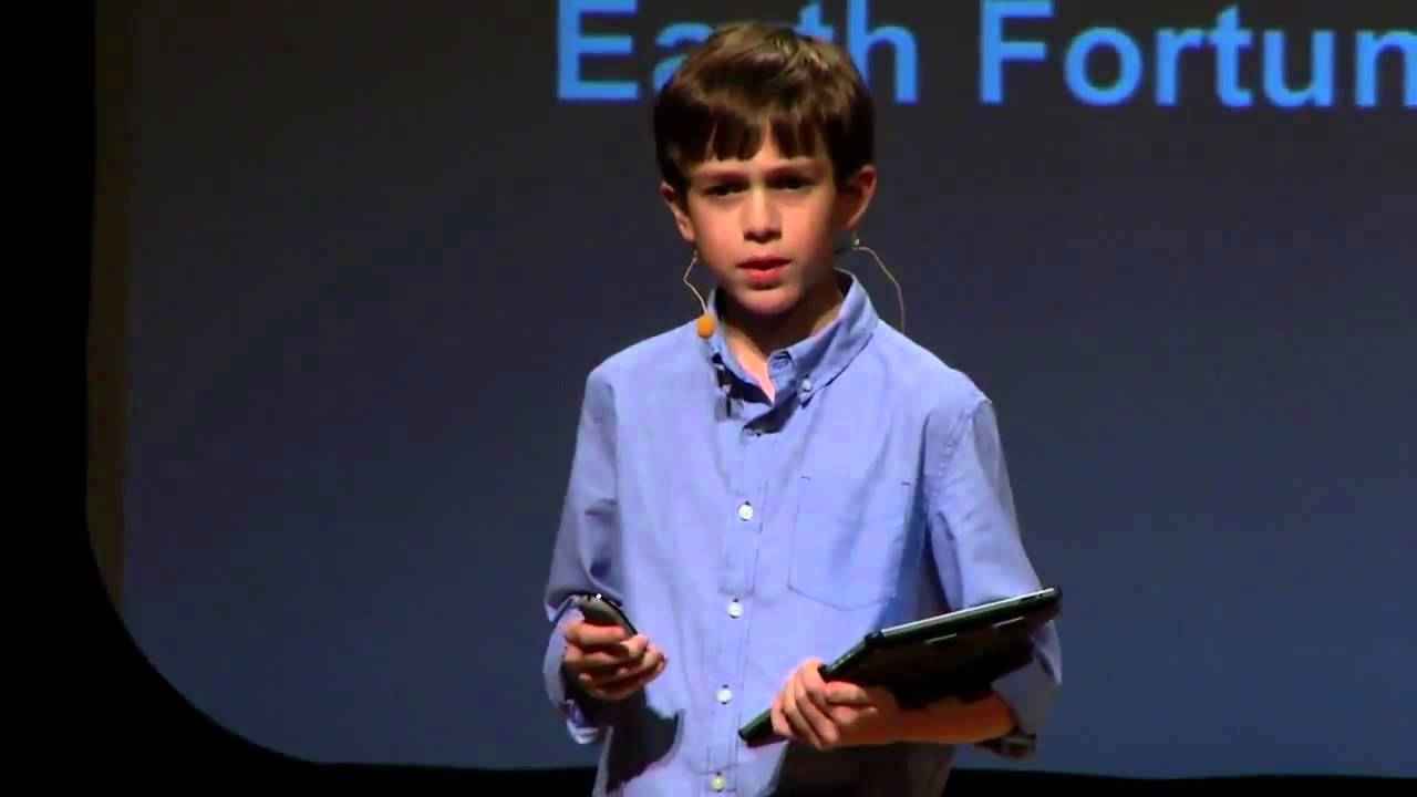 A 12-year-old app developer | Thomas Suarez