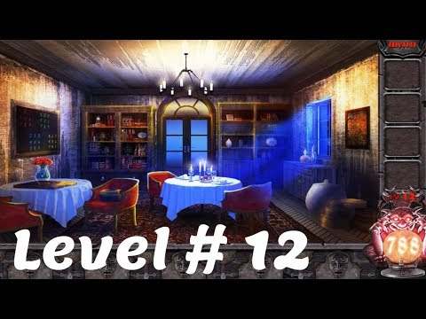Room Escape 50 Rooms 8 Level # 12 Android/iOS Gameplay/Walkthrough