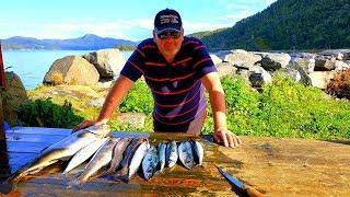 Риболовля з човна. Годину на воді і чотири людини - з вечерею. Рибальські подорожі.