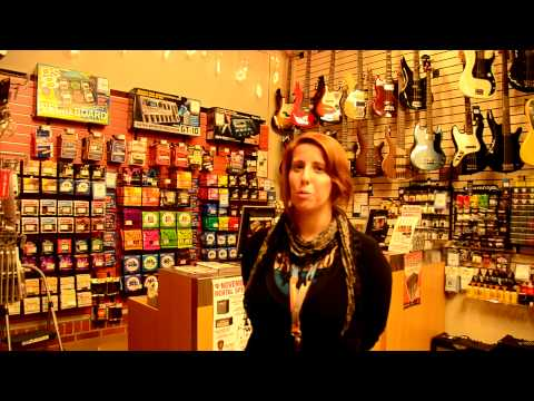 Long & McQuade- Justin Biebers Favorite Music Store in Stratford Ontario