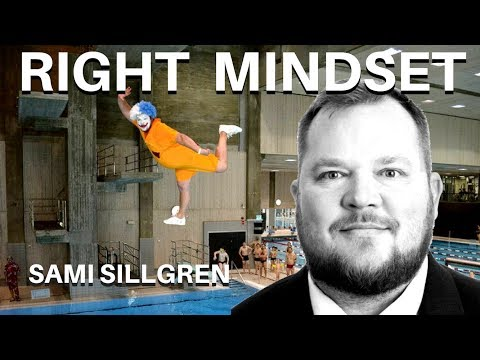 Right Mindset Takes You Where Ever You Want - Sami Sillgren is European Champion, Private Banke...