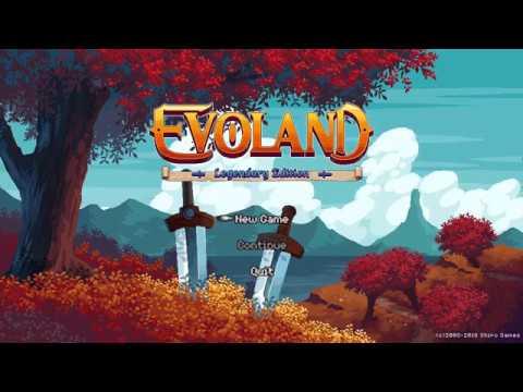 Evoland: Legendary Edition - Part 1 - The adventure begins |