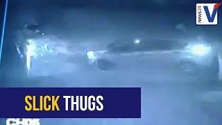 WATCH: Car thieves ambush Durban driver