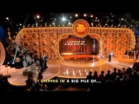 A sing along of Shaving Cream on The Gong Show