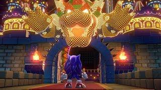 Super Sonic 3D World - Final Boss + Ending