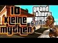 GTA San Andreas | Staffel 2 | Zehn Interessante Mythen!