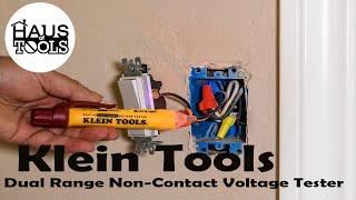 Klein Tools NCVT-2P Dual Range Non-Contact Voltage Tester