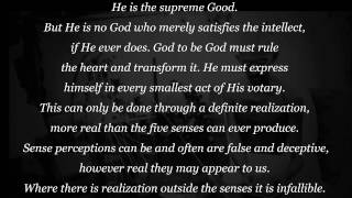"""On God"" Speech by Mahatma Gandhi (in English)"
