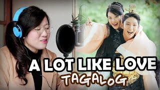 [TAGALOG] A LOT LIKE LOVE-Baek Ah Yeon (Scarlet Heart Ryeo OST) By Marianne Topacio