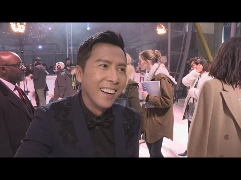 "xXx: Return of Xander Cage premiere: Donnie Yen ""brings The Force to the party"""