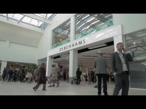 Debenhams opens at Mander Centre