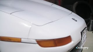 Toyota MR2 | Махинаторы | Discovery Channel