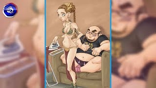 Modern real world cartoon animation part 2