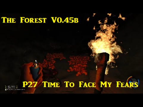 "The forest p 22 v0. 45b ""update"" ""new mannequin, story items."