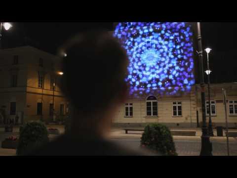It's alive! Czyli mapping 3D na Krakowskim Przedmieściu