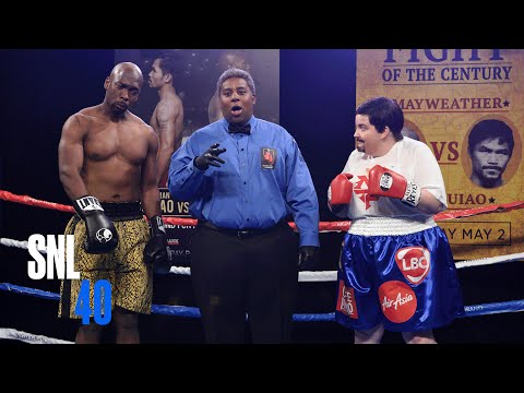 Thumbnail: Mayweather-Pacquiao Cold Open - SNL