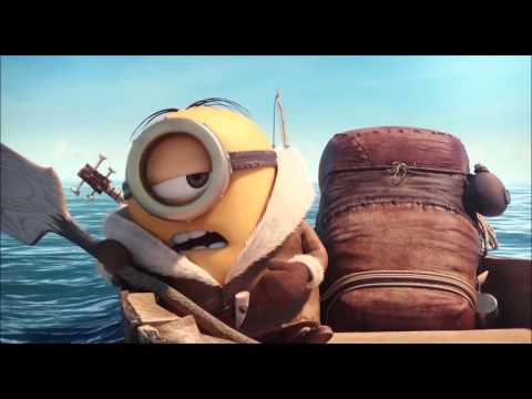 Minions 2015 - Kompletter Trailer, Deutsch